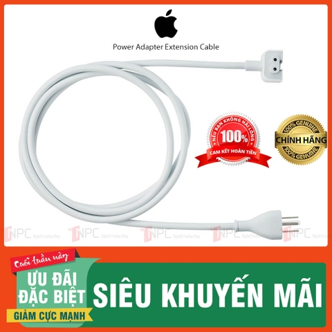 Dây nối dài Apple Power Adapter Extension Cable - MK122