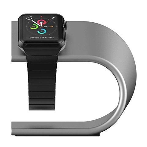 Dock Sạc Apple Watch Stand - Space Gray