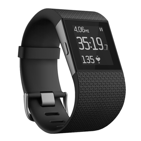 Fitbit Surge Fitness Superwatch - Black