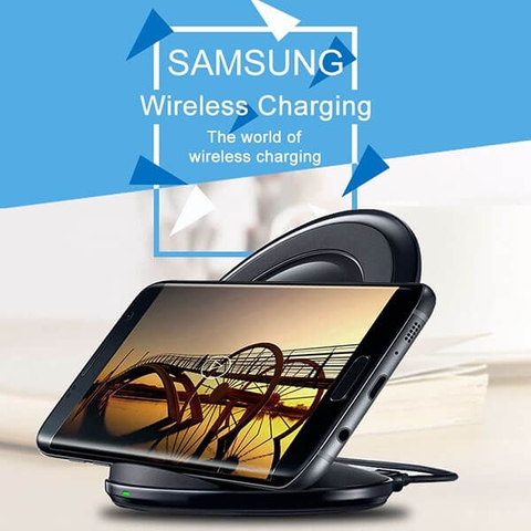 Samsung Wireless Charging Stand - Fast Charge