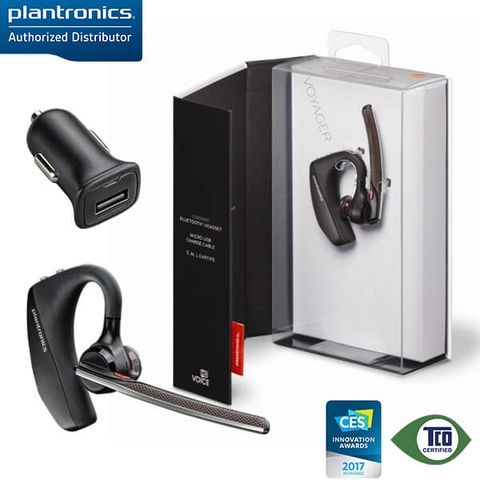 Tai Nghe Bluetooth Plantronics Voyager 5220 [car charger include]