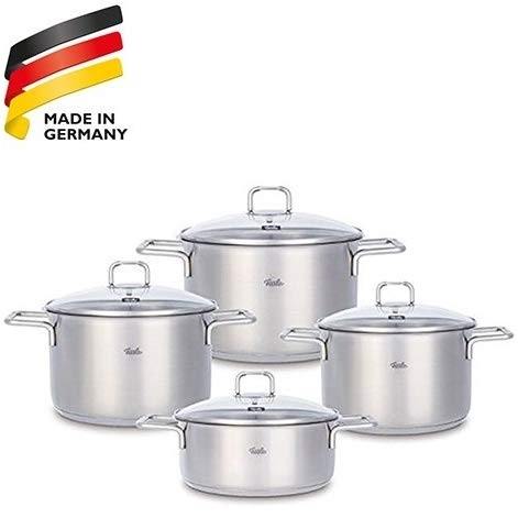 Bộ nồi Fissler Hamburg 4 món made in Germany