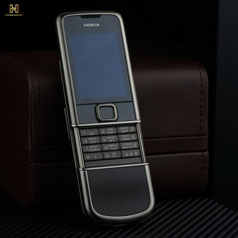Nokia 8800 Carbon Like New Full Box