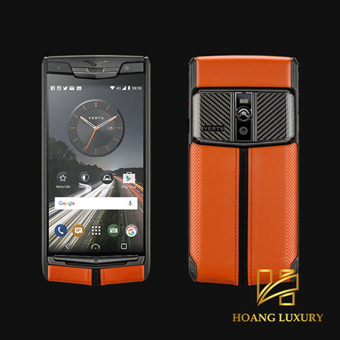 Vertu New Signature Touch Carbon Sport mới 100%