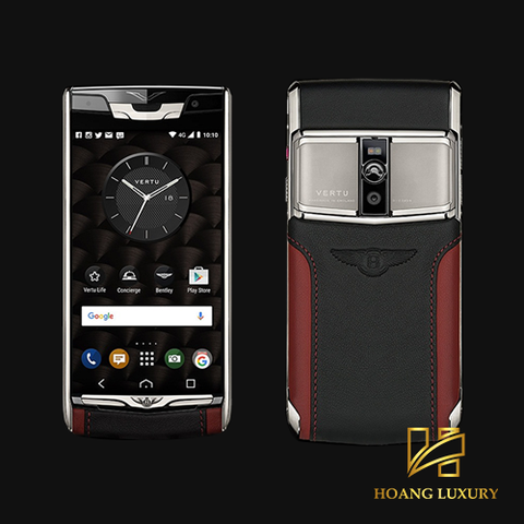 Vertu New Signature Touch For Bentley mới 100%