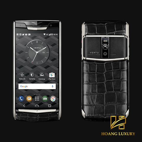 Vertu New Signature Touch Jet Alligator mới 100%