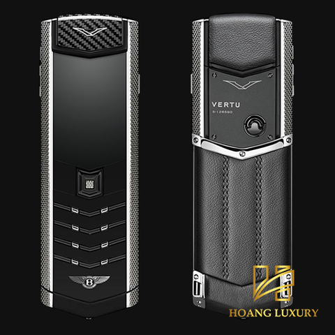 Vertu Signature For Bentley mới 100%