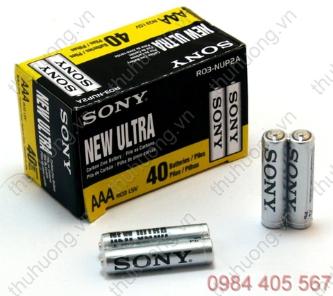 Pin đũa AAA - SONY UM4-R03(NUP2A)