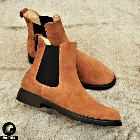 CHELSEA BOOT TITAN BROWN