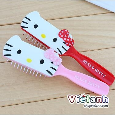 Lược massage Hello Kitty - SPKT 66