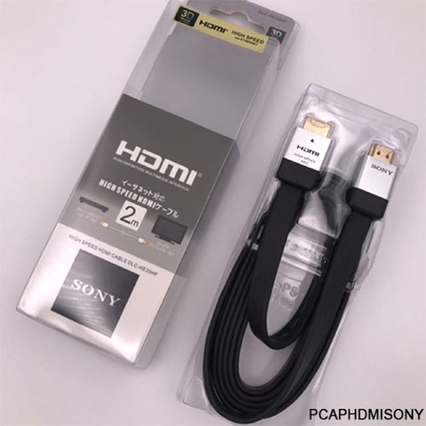 Cáp HDMI Sony 2m High Speed