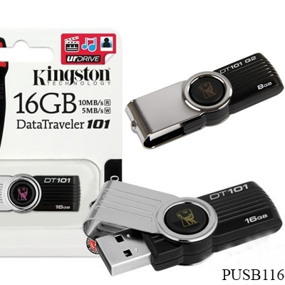 USB 2.0 Kingston Data Traveler DTSE9 16GB