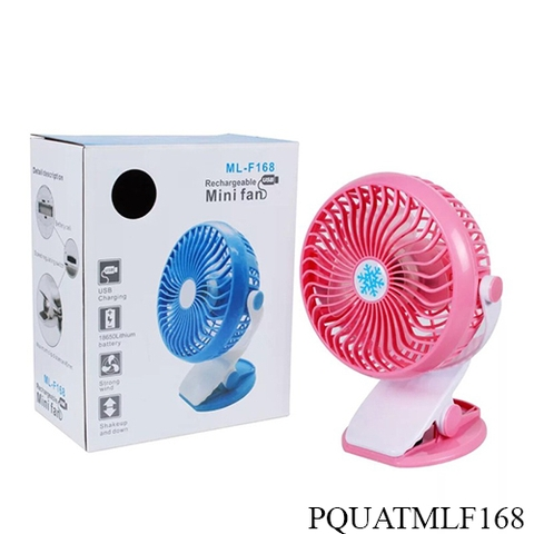Quạt mini Fan ML-F168
