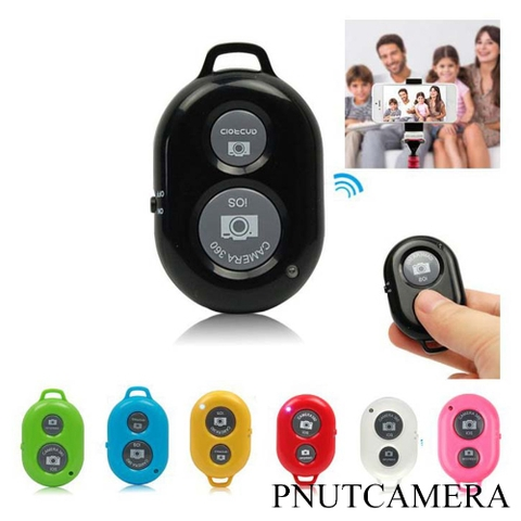 Remote chụp ảnh Bluetooth camera