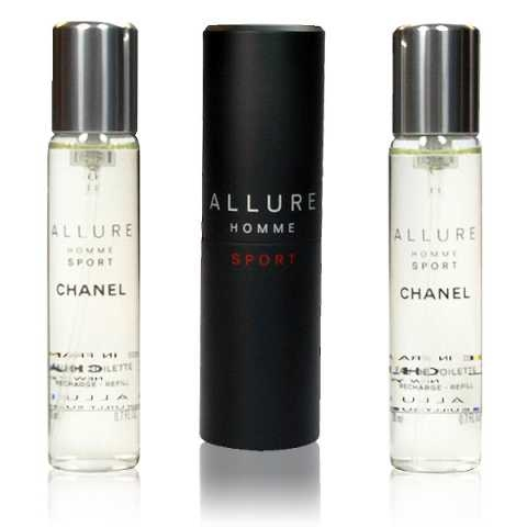 Nước hoa nam  bộ 3 gift set chanel allure homme sport for men