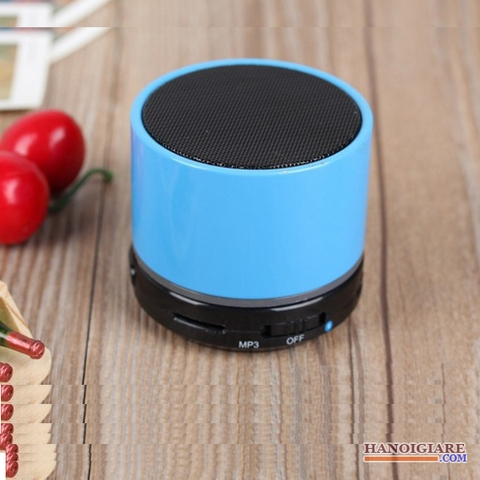 Loa  bluetooth mini S10 Beatbox Xanh Da Trời
