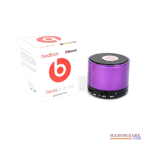 Loa  bluetooth mini SK-S10 Beatbox