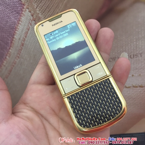 Nokia 8800 Arte Gold  Luxury A1