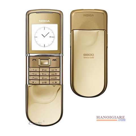 Nokia 8800 Sirocco  A FULL BOX