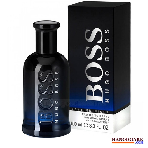 Nước Hoa Boss Bottled Night