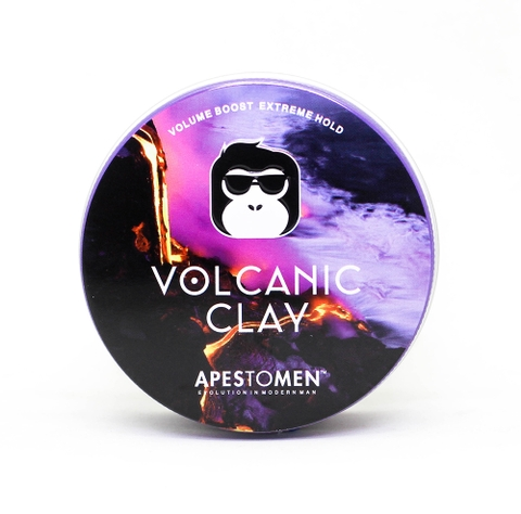 Volcanic Clay Apestomen