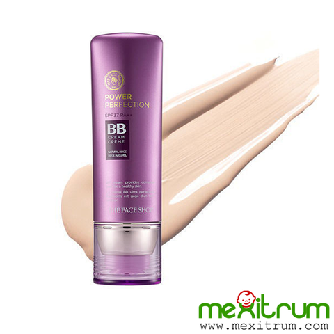 Kem Nền Đa Năng POWER PERFECTION BB CREAM SPF37 PA++