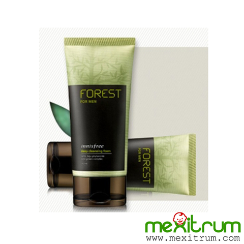 Sữa rửa mặt Forest For Men Deep Cleansing Foam