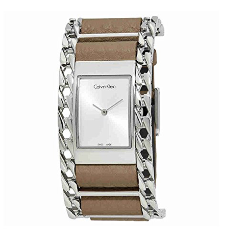 Đồng hồ nữ CK CALVIN KLEIN Impeccable Ladies Two Tone Watch  30mm
