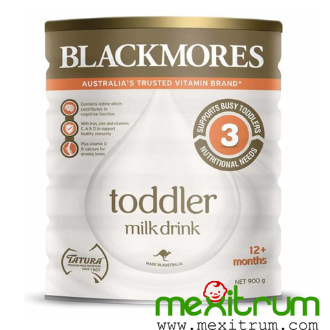 BLACKMORES CHO TRẺ TỪ 1 TUỔI TRỞ LÊN BLACKMORES TODDLER MILK DRINK STAGE 3