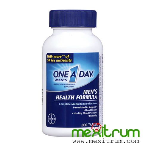 One A Day Men's Multivitamin Health Formula 200 viên