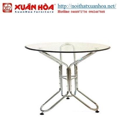 Bàn ăn mặt kính Xuân Hòa BCM-10-02