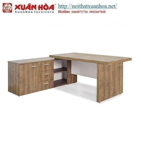 Bàn giám đốc gỗ công nghiệp BGD-01-00