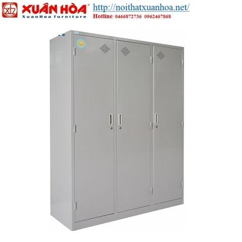 Tủ sắt loker Xuân Hòa LK-3N-03-XH