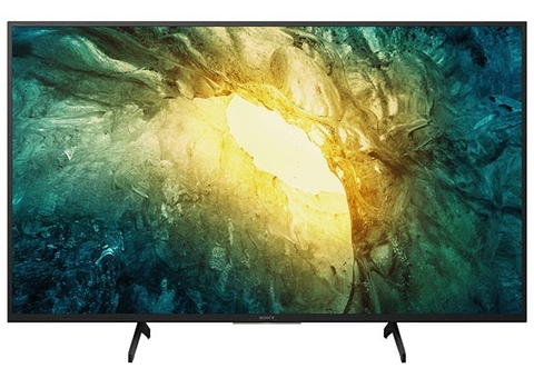Android Tivi 4K Sony 49Inch KD-49X7400H