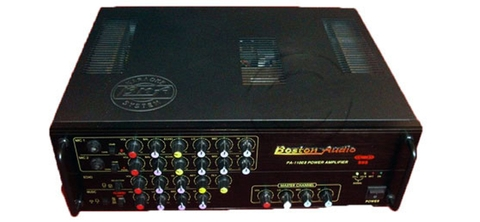 Amply BOSTON AUDIO PA-1100 II