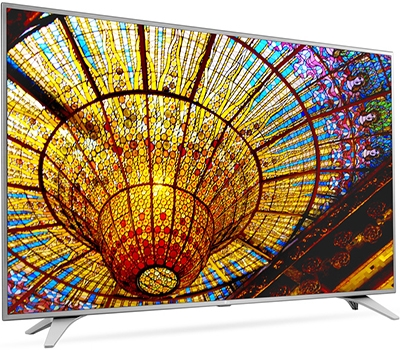 Smart Tivi LED Ultra HD 4K LG 55UH650T
