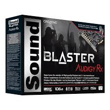 Card âm thanh Creative Sound Blaster Audigy RX 7.1