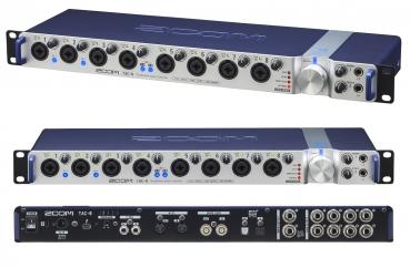 Zoom 18x20 Thunderbolt Audio Interface TAC-8