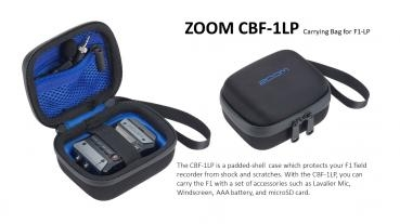 ZOOM CBF-1LP Carrying Bag for F1-LP