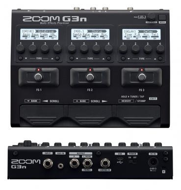 Zoom Multi effects Processor G3n