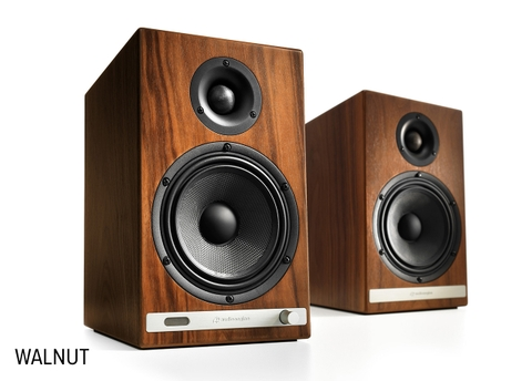 Loa Audioengine HD6 Walnut