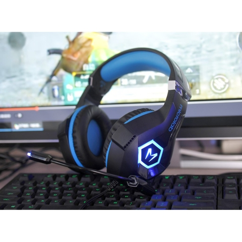 Tai Nghe Microlab G7 (Headphone Gaming)