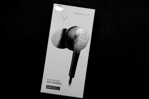Tai nghe Audio Technica ATH-CKR50iS