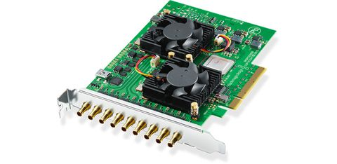 Blackmagic Decklink Quad​ 2