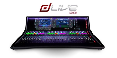 ALLEN HEATH DLIVE S7000