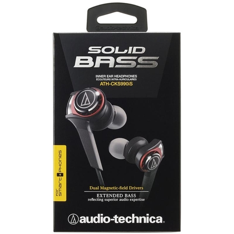 Tai nghe Audio Technica ATH CKS990iS