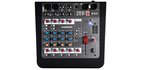 Mixer  Allen Heath ZED I8