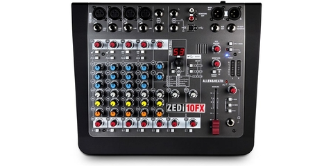 Mixer Allen  Heath ZEDi-10FX