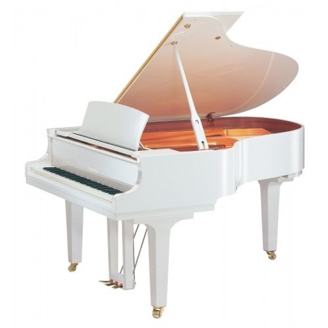 Đàn Piano Yamaha Grand GB1K PWH