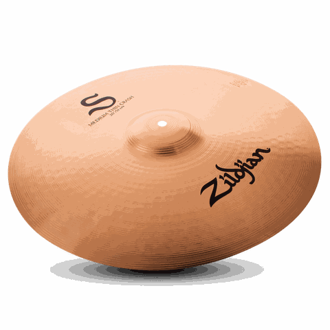 "Cymbal Zildjian 20"" S Family Medium Thin Crash"